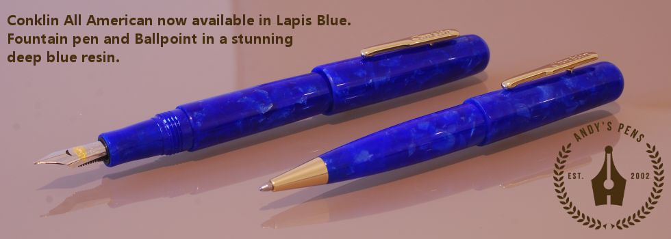 Conklin All Amer Lapis (2017-01-08