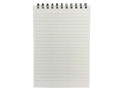 Ayush Paper A5 Spiral Bound Notebook, Ruled