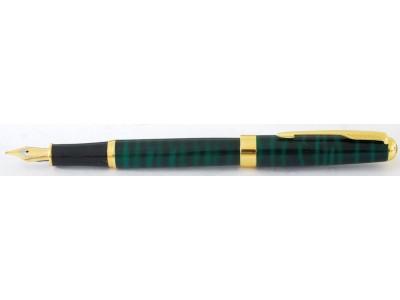 Baoer No. 388 Fountain Pen, Green
