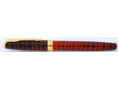 Baoer No. 388 Fountain Pen, Red