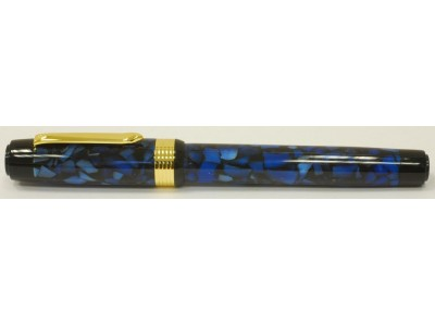 Bexley Patriarch Fountain Pen, Turquoise