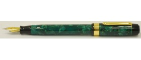 Bexley Patriarch Fountain Pen, Emerald