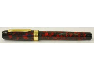 Bexley Patriarch Fountain Pen, Garnet