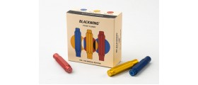 Blackwing 155 Point Guard, Pack of 3 mixed.