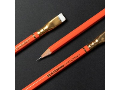 Blackwing Eras Palomino Orange Pencils, per box of 12