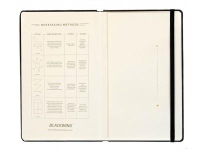 Blackwing Slate notebook, lined