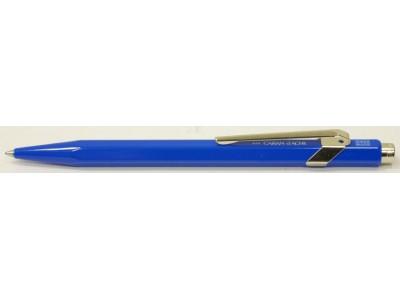 Caran d'Ache 849 Metal Ballpoint, Blue