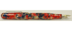 Conklin All American Fountain Pen, Old Glory