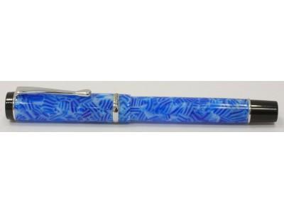Conklin Duragraph Fountain Pen, Ice Blue