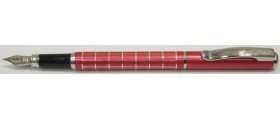 Cresco Master Fountain Pen, Pink