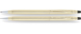 Cross Classic Century Ballpoint and Pencil Set, 10ct. Gold Filled/Rolled Gold