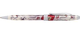 Cross Botanica Ballpoint, Red Hummingbird Vine