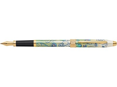 Cross Botanica Fountain Pen, Green Day Lily