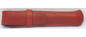 Atelier de la Foret Single Pen Case, Rouge Anglais