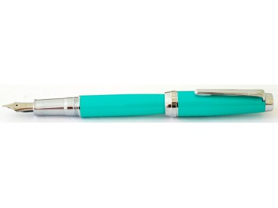 Delike New Moon 3 Fountain Pen, Aqua