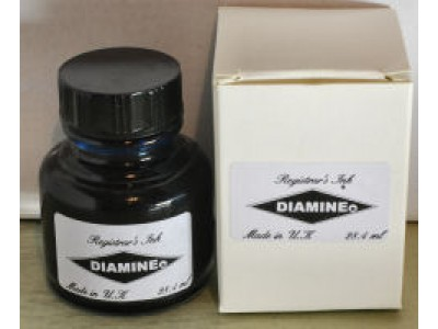 Diamine Registrar's Ink Bottle, 30ml