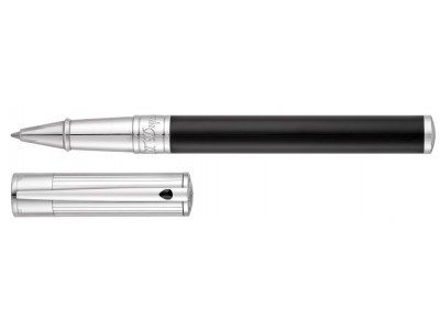 S. T. Dupont D-Initial Rollerball, 262201, Duo Tone