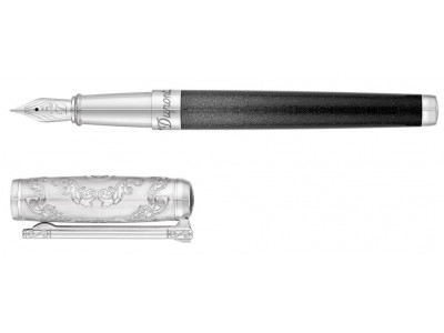S. T. Dupont Line D Premium Fountain Pen, 410065, Conquest of the Wild West Limited Edition