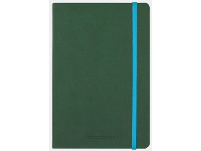 Endless Recorder Notebook, Forest Canopy, Ruled