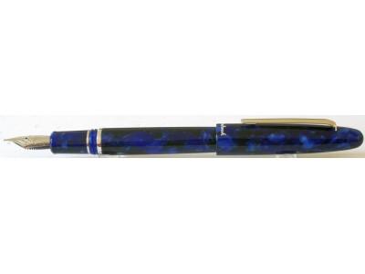 Esterbrook Estie Fountain Pen, Cobalt Blue, Palladium Trim