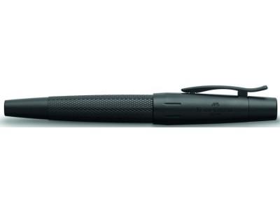 Faber-Castell Design E-Motion Fountain Pen, Pure