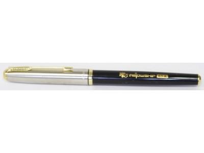 Fellowship 63-A Eyedropper Fountain Pen, Black