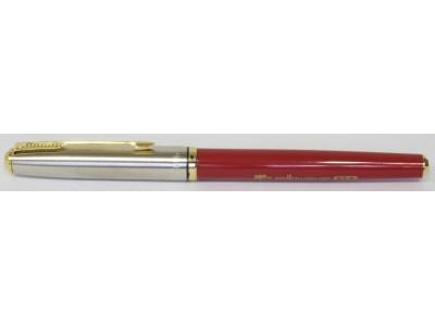 Fellowship 63-A Eyedropper Fountain Pen, Red