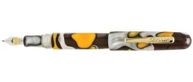 Conklin All American Fountain Pen, Yellowstone