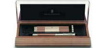 Graf von Faber-Castell Perfect Pencil Desk Set No. 1, Brown