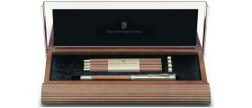 Graf von Faber-Castell Perfect Pencil Desk Set No. 1, Brown