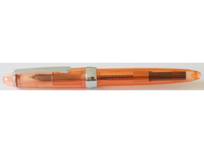 Jinhao No. 992 Demonstrator Fountain Pen, Orange