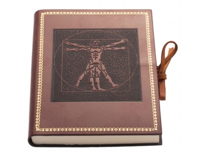 Leonardo Italian Leather Journal
