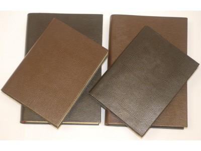 Milano Italian Leather Journal