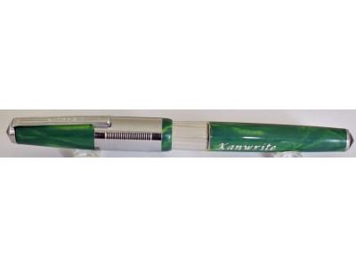 Kanwrite Flexi Nib Eyedropper, Green