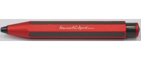 Kaweco AC-Sport Carbon Fibre Ballpoint, Jubilee Red Limited Edition