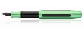 Kaweco AC-Sport Carbon Fibre Fountain Pen, Green