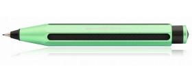 Kaweco AC-Sport Carbon Fibre Pencil, Green