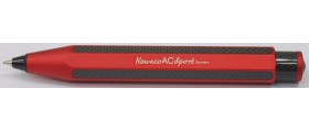 Kaweco AC-Sport Carbon Fibre Pencil, Jubilee Red Limited Edition