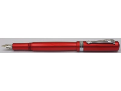 Kaweco All-Rounder Fountain Pen, Red