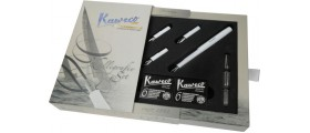 Kaweco Sport Classic Calligraphy Set, White