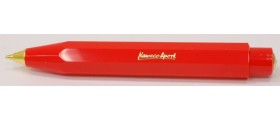 Kaweco Sport Classic Pencil, Red
