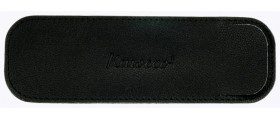 Kaweco Liliput Black leather Pen Holder For 2 Pens