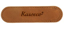 Kaweco Liliput Cognac leather Pen Holder For 1 Pen