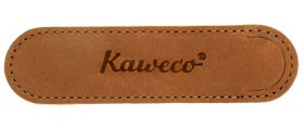 Kaweco Liliput Cognac leather Pen Holder For 1 Pen