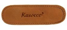 Kaweco Liliput Cognac leather Pen Holder For 2 Pens