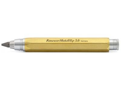 Kaweco Sketch Up Pencil, 5.6mm, Brass