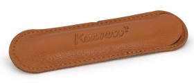 Kaweco Sport Brandy Leather Pen Pouch for 1 Pen