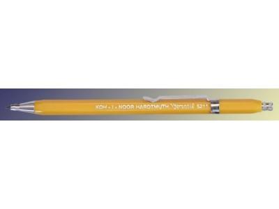 Koh-I-Noor 5211 2.0mm Clutch Pencil, Yellow
