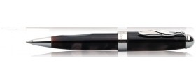 Laban Small Resin Ballpoint, Black Pearl