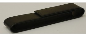 Lamy A201 Black Leather Pen Case for 1 Pen